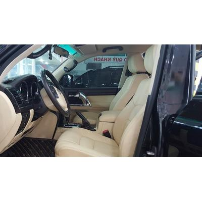 Bọc ghế da xe Land Cruiser >> Độ nội thất xe Land ...