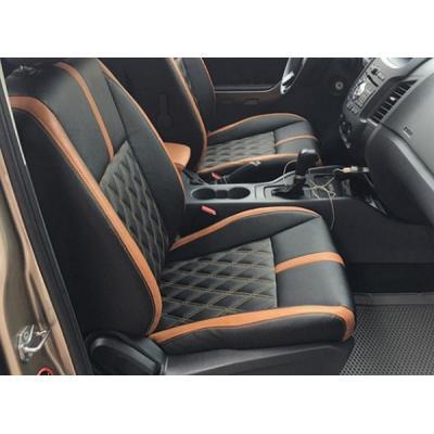 Bọc ghế da cho xe Nissan Navara chất lượng tốt nhấ...