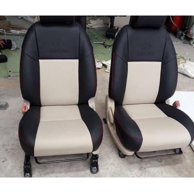 Bọc ghế da xe Innova giá rẻ tại Hà Nội
