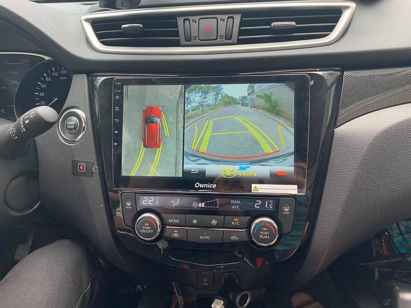 Camera 360 độ ô tô Owin cho xe Honda HRV